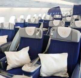 Lufthansa lança promoção para classe Executiva no Natal e Reveillon
