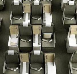Swiss oferece nova classe executiva na rota de/para o Brasil