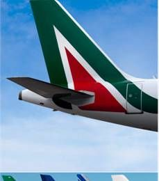 Alitalia – Um bilhete, três companhias