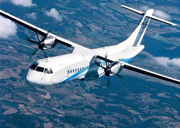 Passaredo voará com ATR 72-600