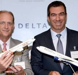 Delta compra 3% da GOL e exige fim da parceria com American Airlines