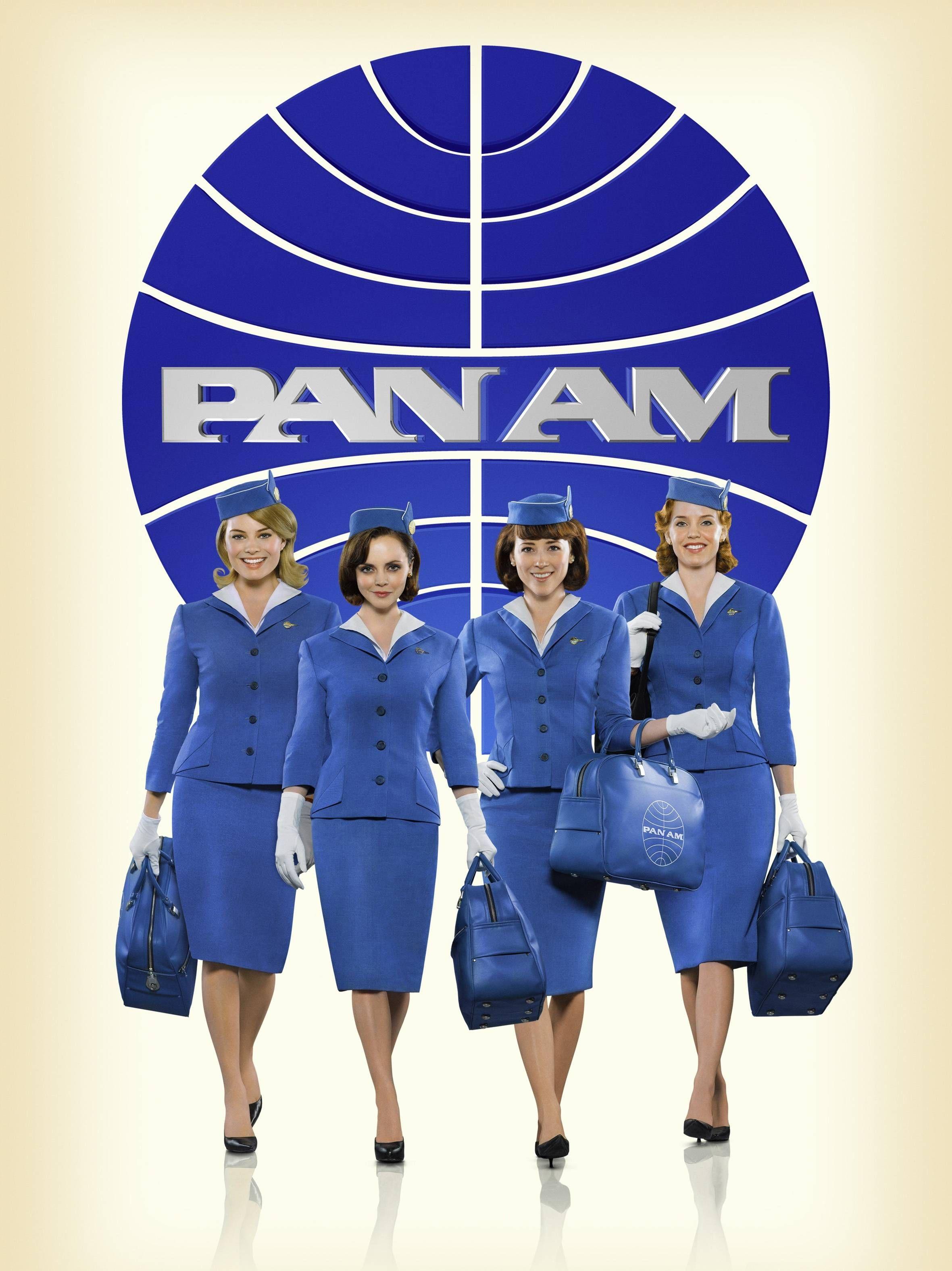 """Primeira temporada da série """"Pan Am"""" gratuita na iTunes Store"""