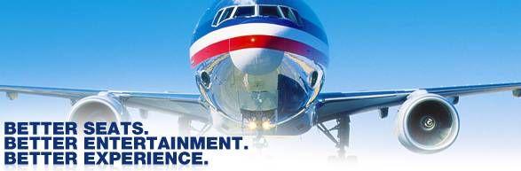 Novo Boeing 777-300 da American Airlines