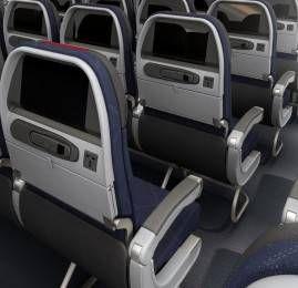 American Airlines apresenta seu novo Boeing 777-300ER