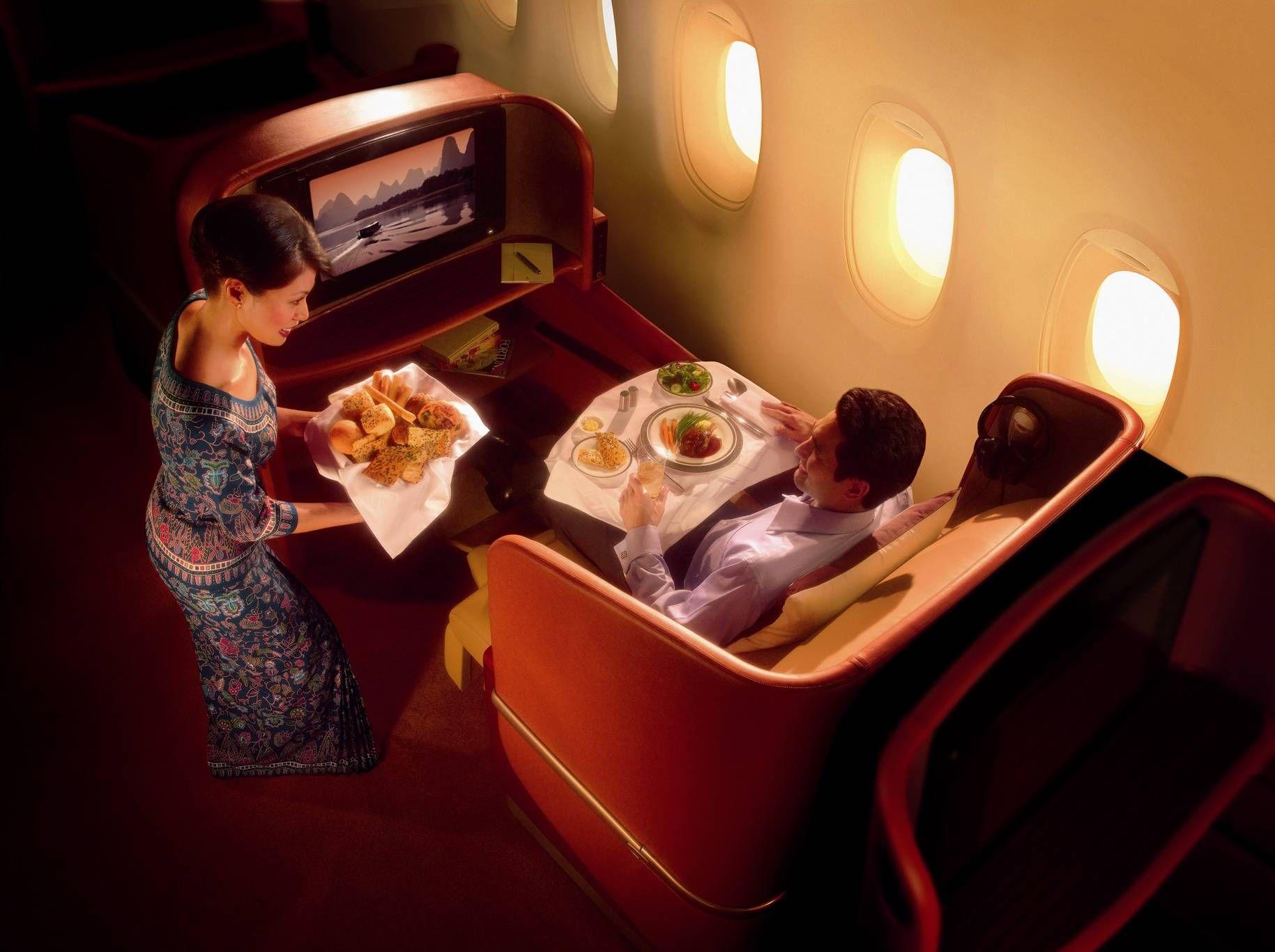 Singapore Airlines anuncia melhorias para emissão de assentos com milhas / pontos