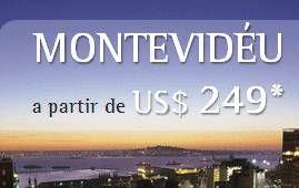 TAM oferece promoção para Montevidéu