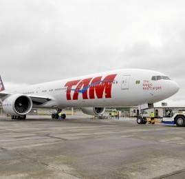 TAM vai usar o B777-300 na rota São Paulo – Miami