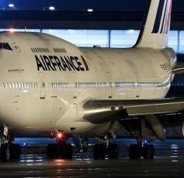 Air France: Novo Boeing 747-400 inteiramente renovado na rota Rio-Paris