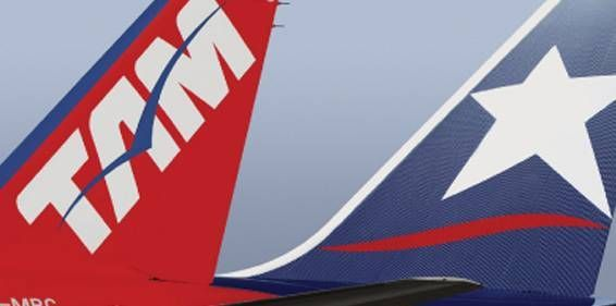 LAN e TAM concluem fusão e dão origem ao LATAM Airlines Group
