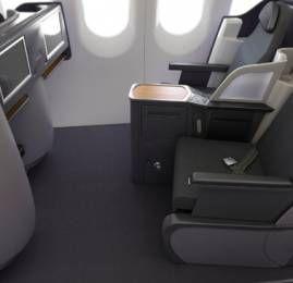 American Airlines apresenta sua nova frota para 2013