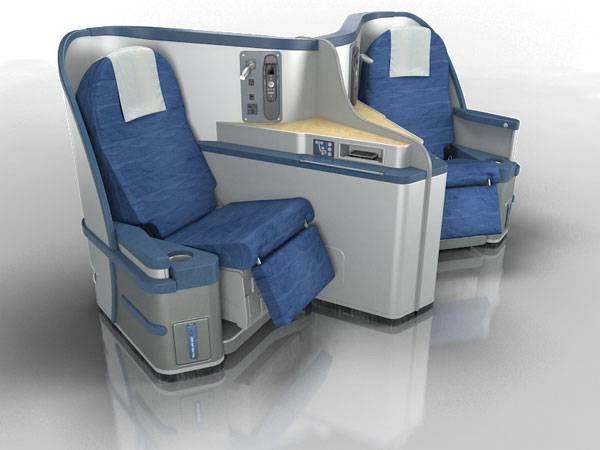 US Airways introduz nova classe Executiva na rota do Rio de Janeiro