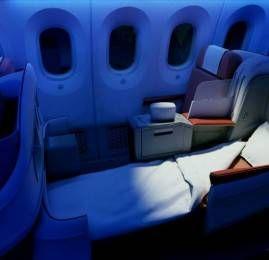LAN recebe seu primeiro Boeing 787