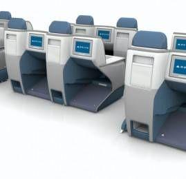 Delta voará com 767-400 e sua nova classe executiva para o Rio de Janeiro