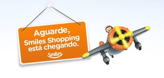 GOL lança SMILES Shopping