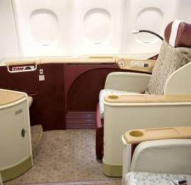 TAM retira Primeira Classe nos voos de/para América do Sul