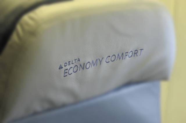 Delta disponibiliza reserva da Economy Comfort online