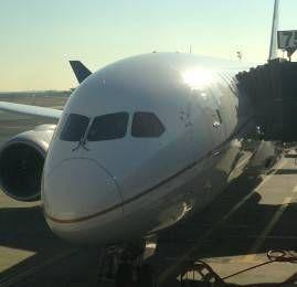 United First – Primeira Classe Doméstica – Boeing 787-800 Dreamliner