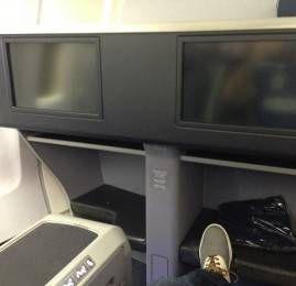 United First – Primeira Classe Doméstica – Boeing 757-200
