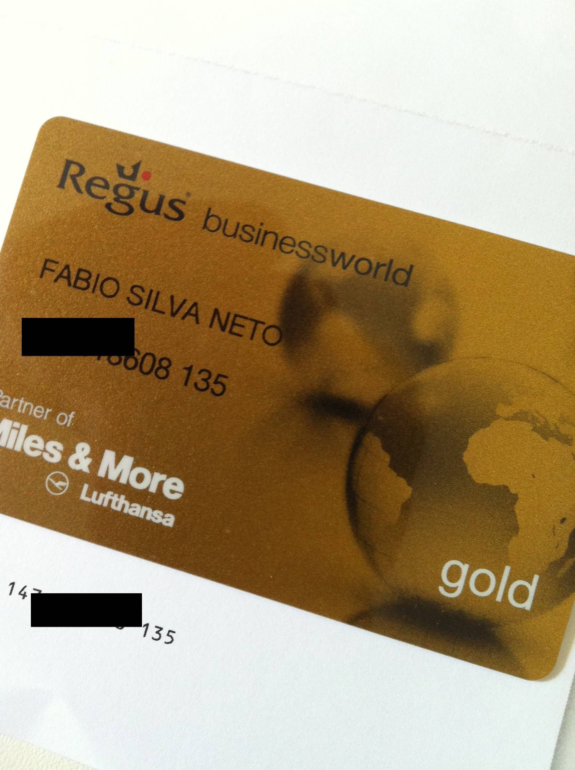 Regus Businessworld Gold