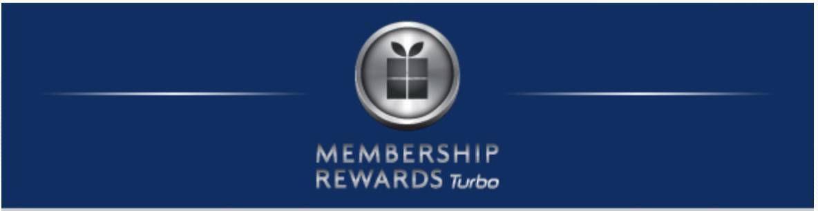 membership rewards turbo