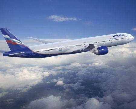 ARO Aeroflot 777-300ER
