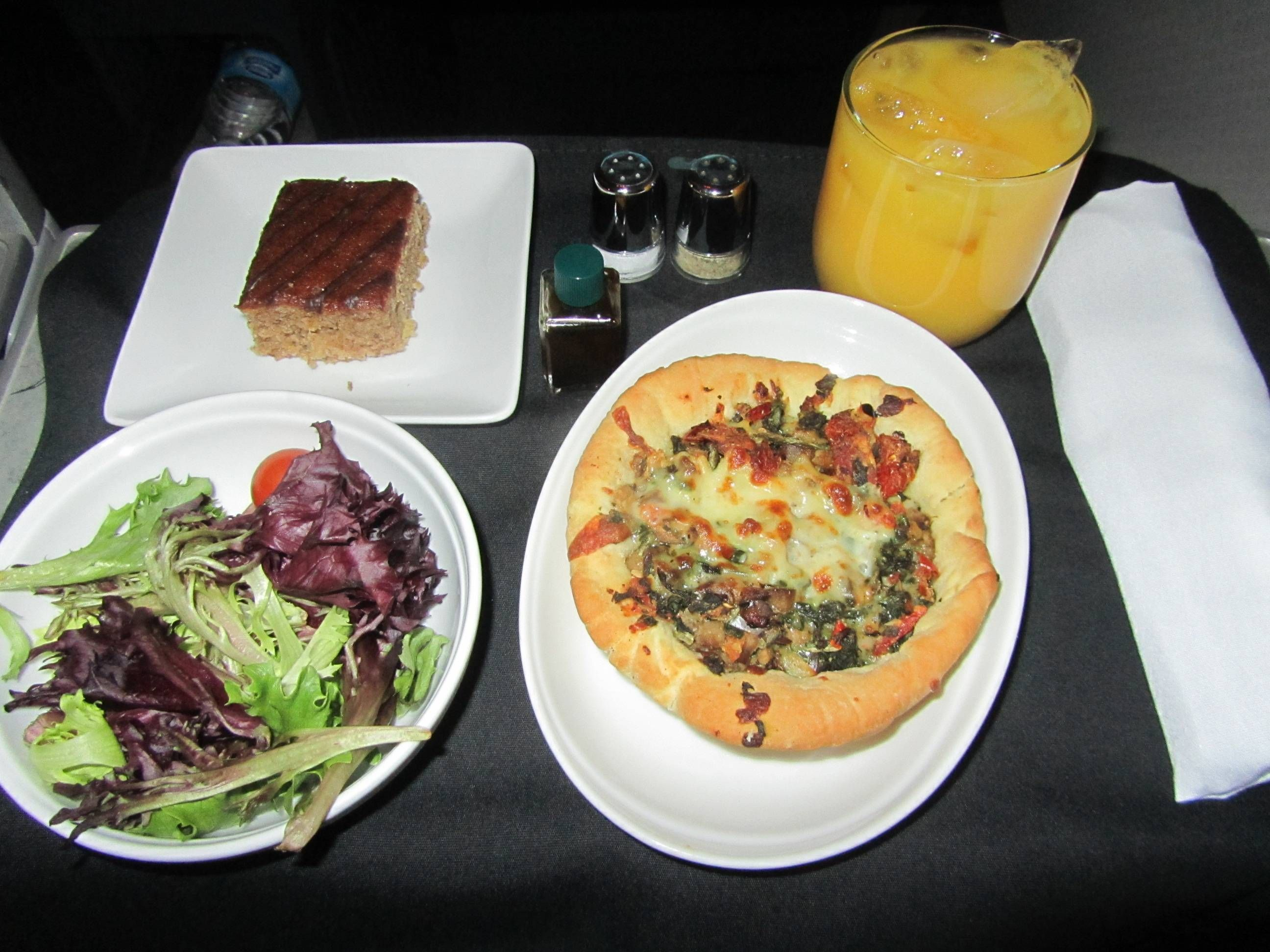 American Airlines Business Class 777
