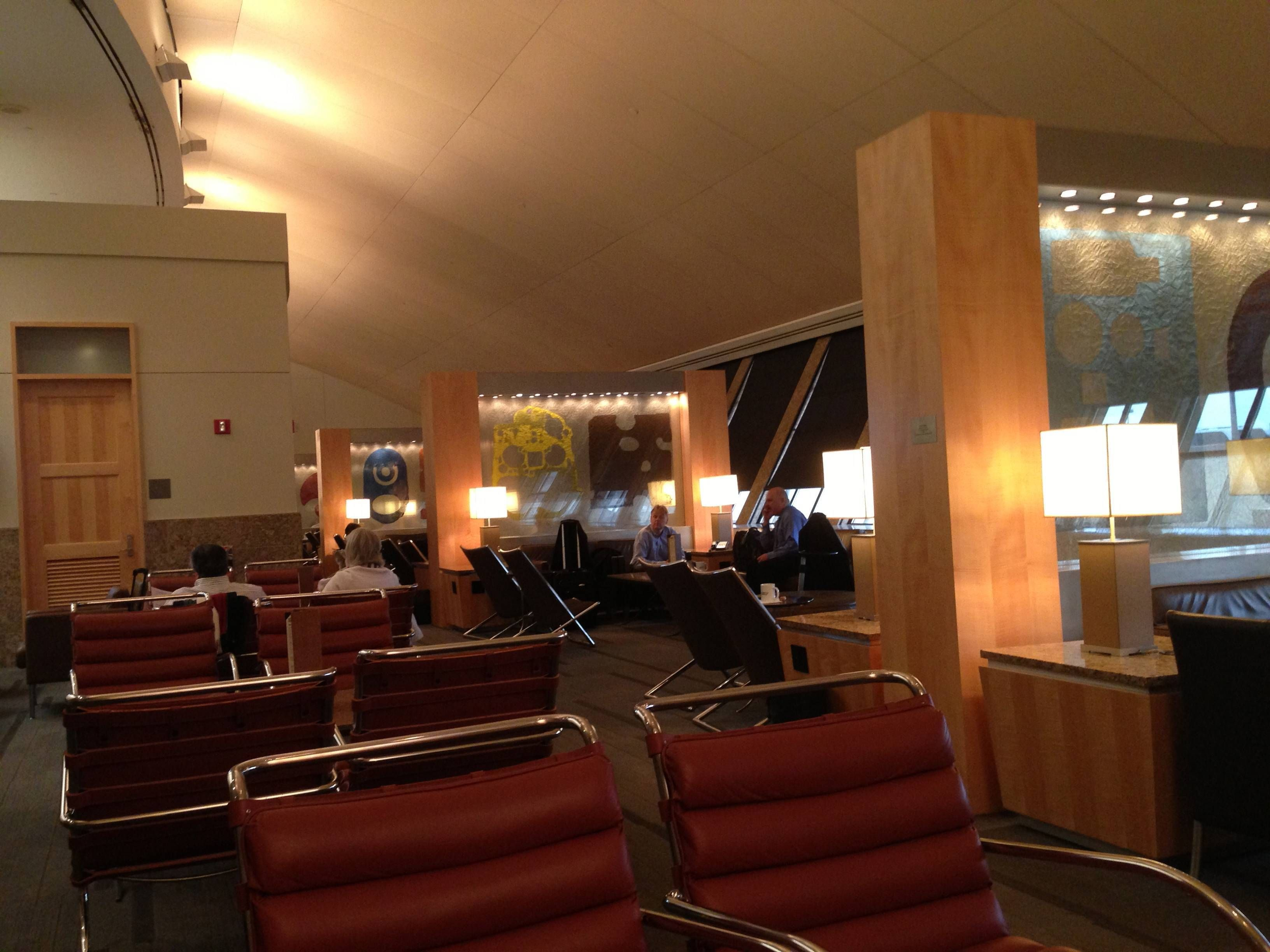 Admirals Club - Terminal A Dallas
