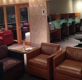 Flagship Lounge da American Airlines no Aeroporto de Chicago (ORD)
