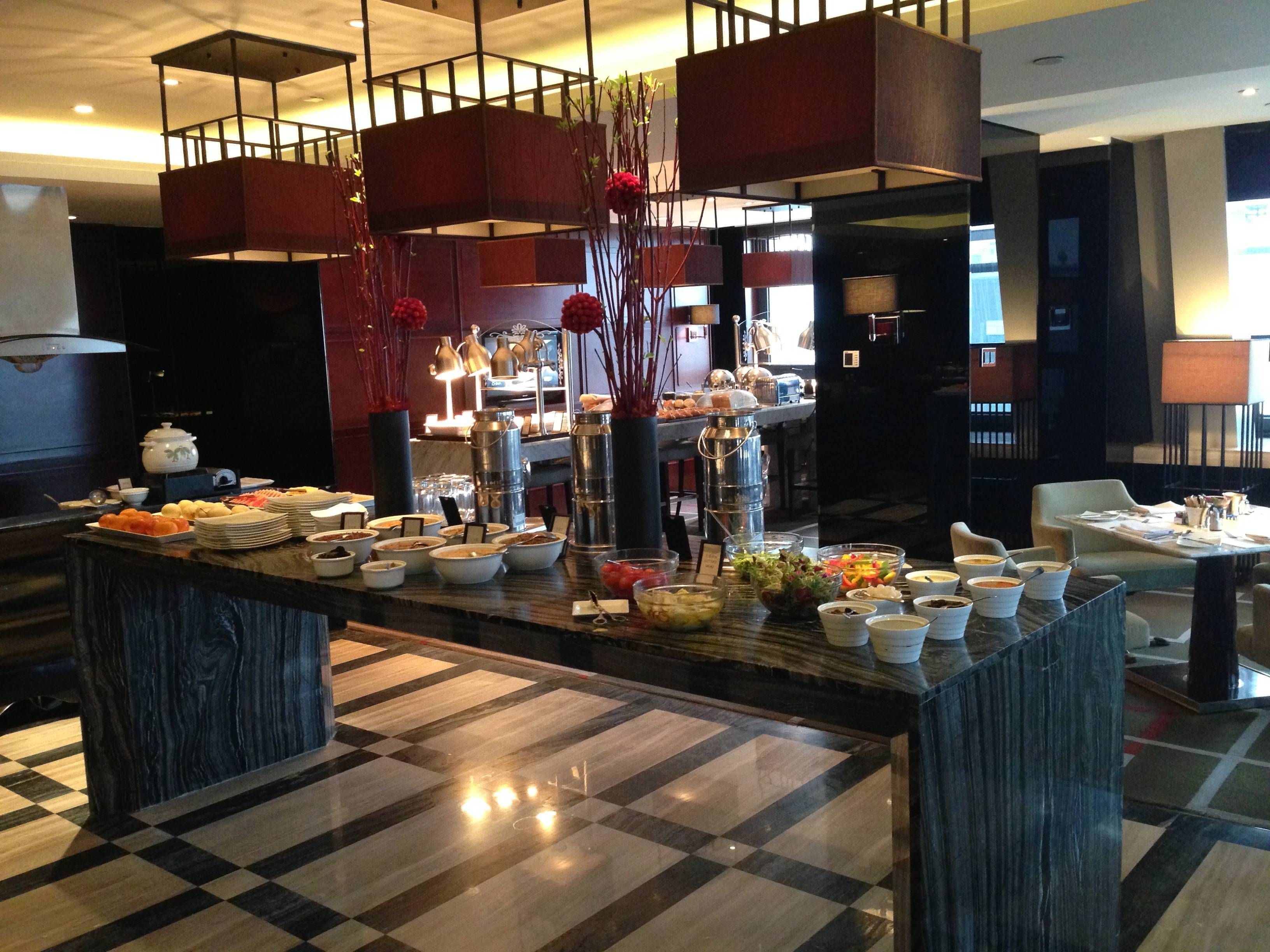 Hilton Wangfujing - Executive Lounge