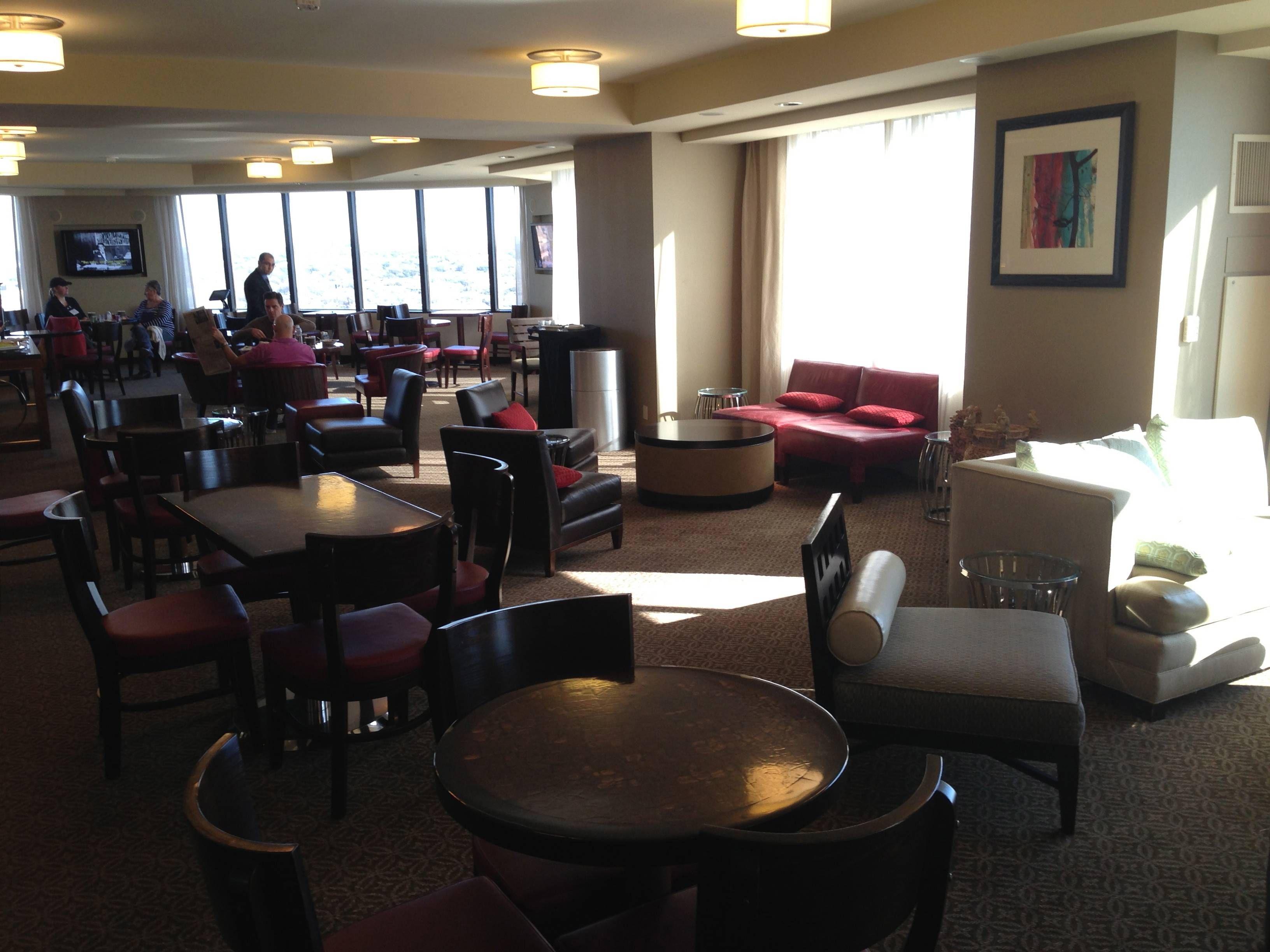 Hilton Anatole Dallas - Executive Lounge