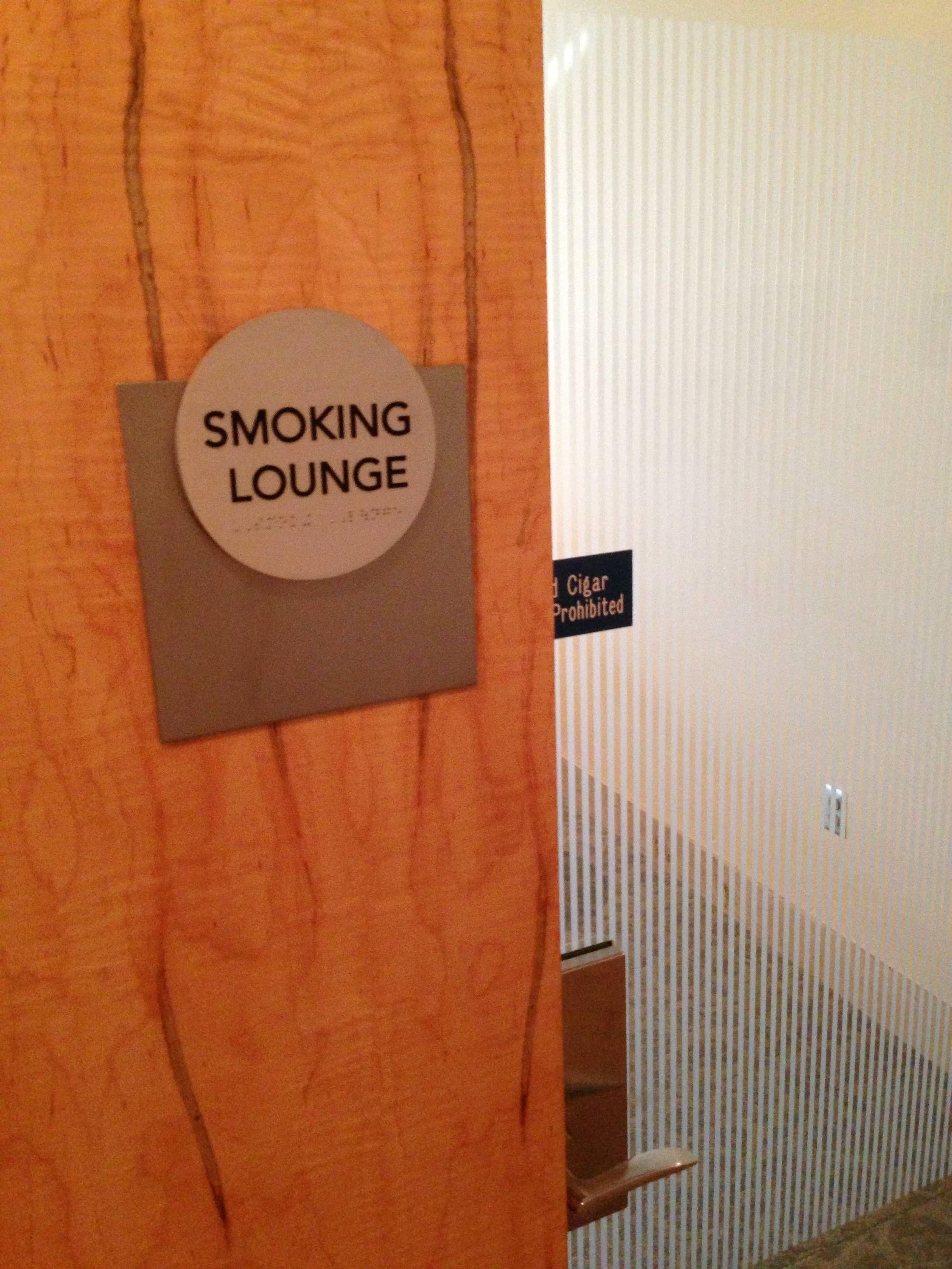 Sala VIP Admirals Club Terminal D Dallas