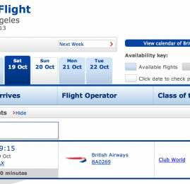 British Airways apresenta preview e layout do seu A380