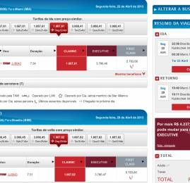 TAM tem passagens pra Miami em classe executiva por R$3.500,00 (ida e volta) !