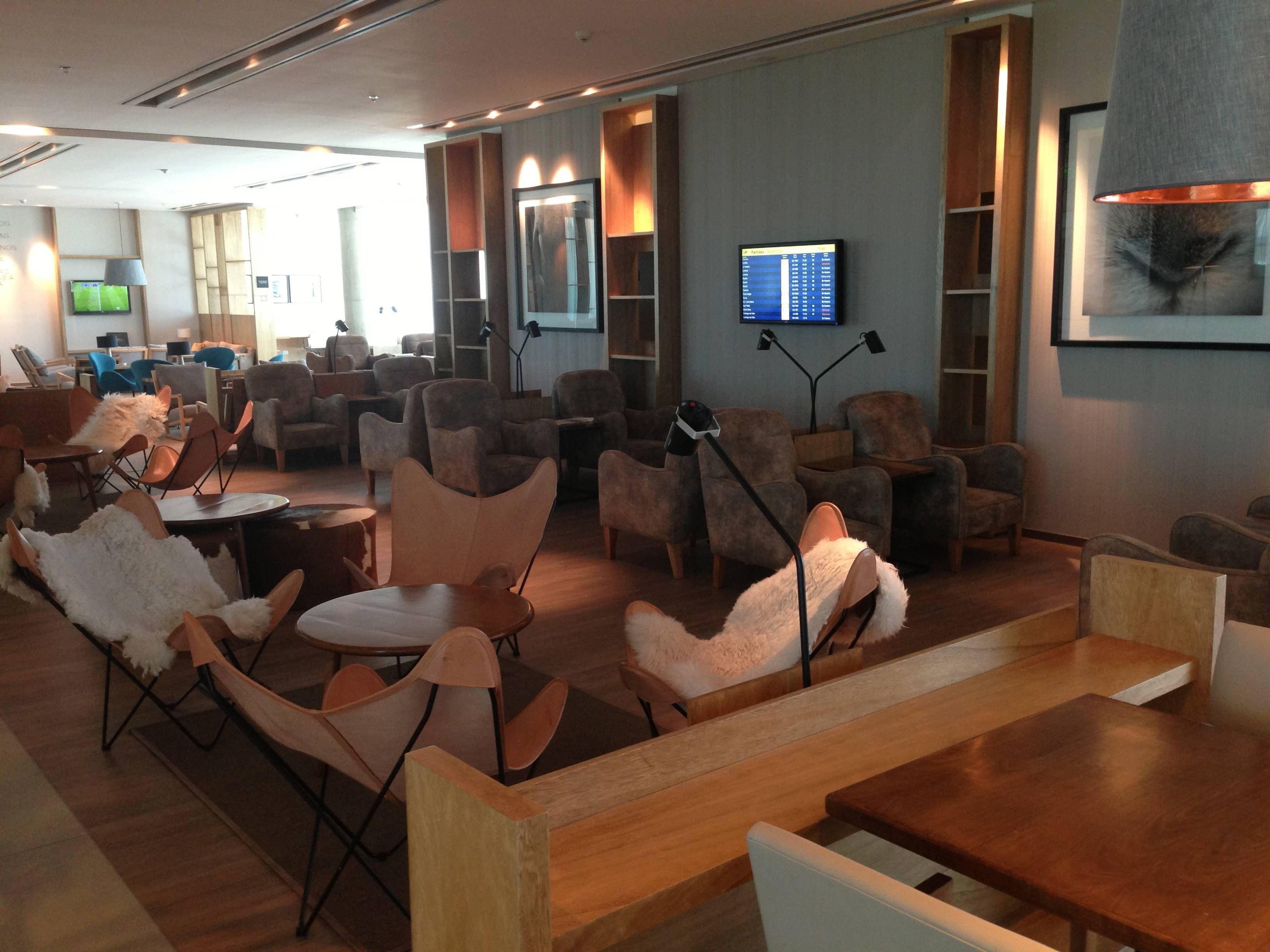 Star Alliance Lounge EZE