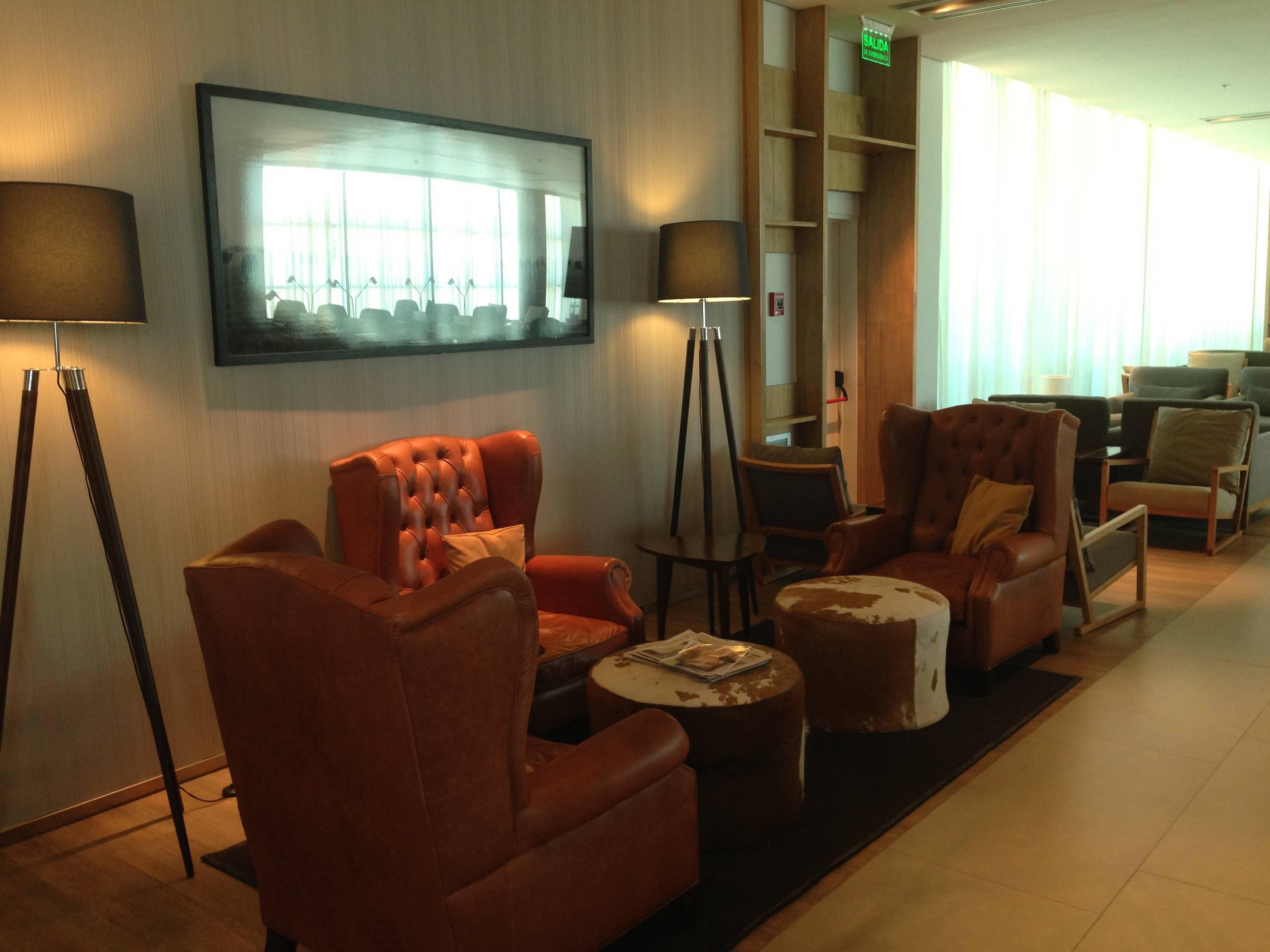 Star Alliance Lounge EZE