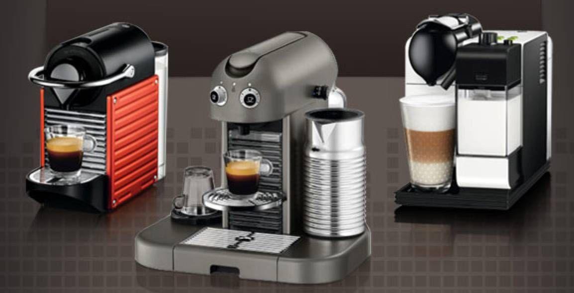 Máquinas Nespresso com até 45% de desconto para membros do Le Club da Accor