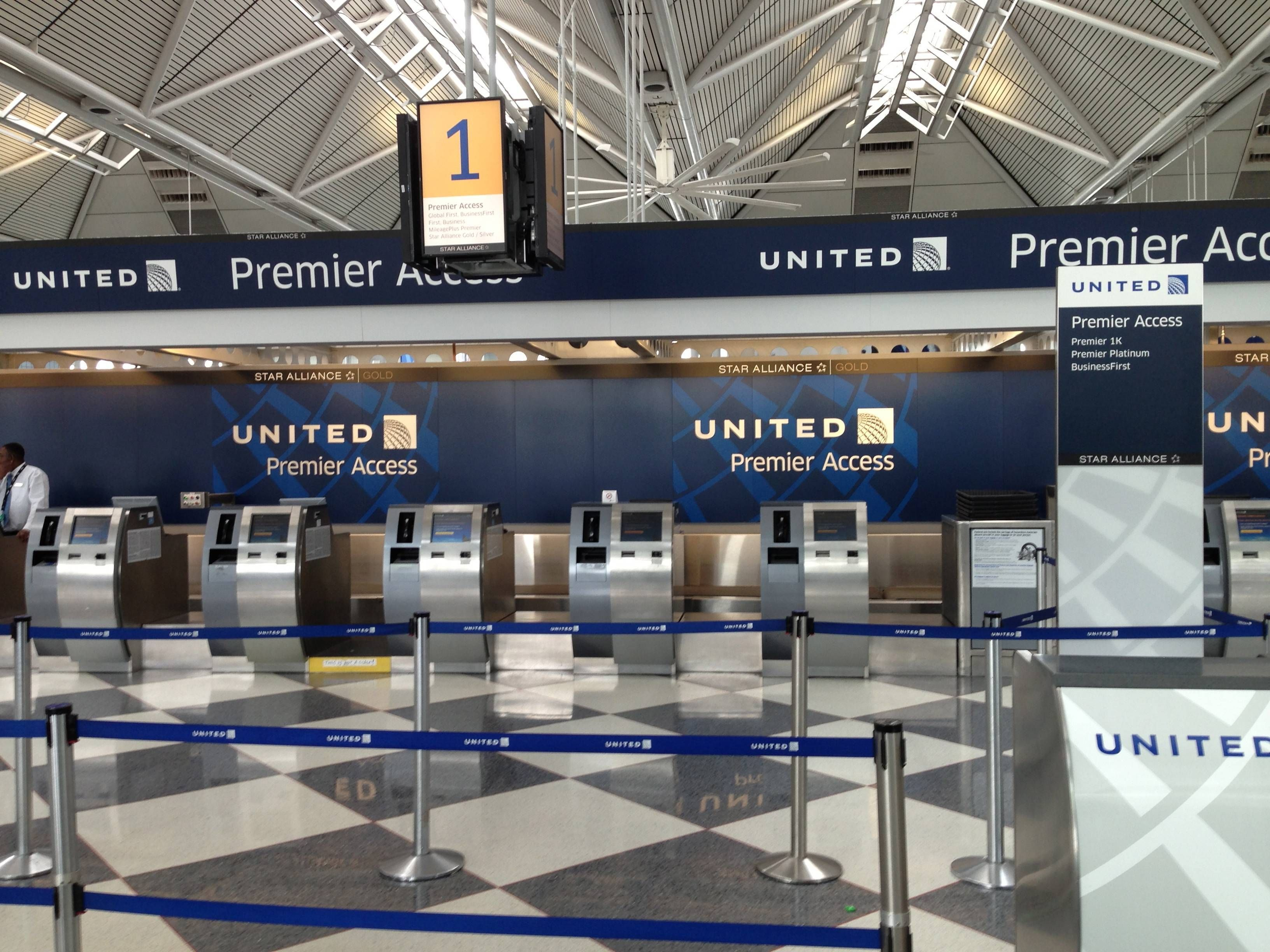United Club Chicago Ohare