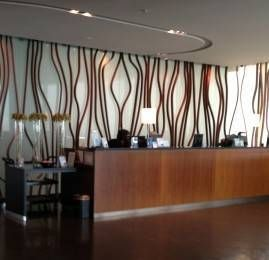 Sala VIP Maple Leaf Lounge da Air Canada no Aeroporto de Toronto