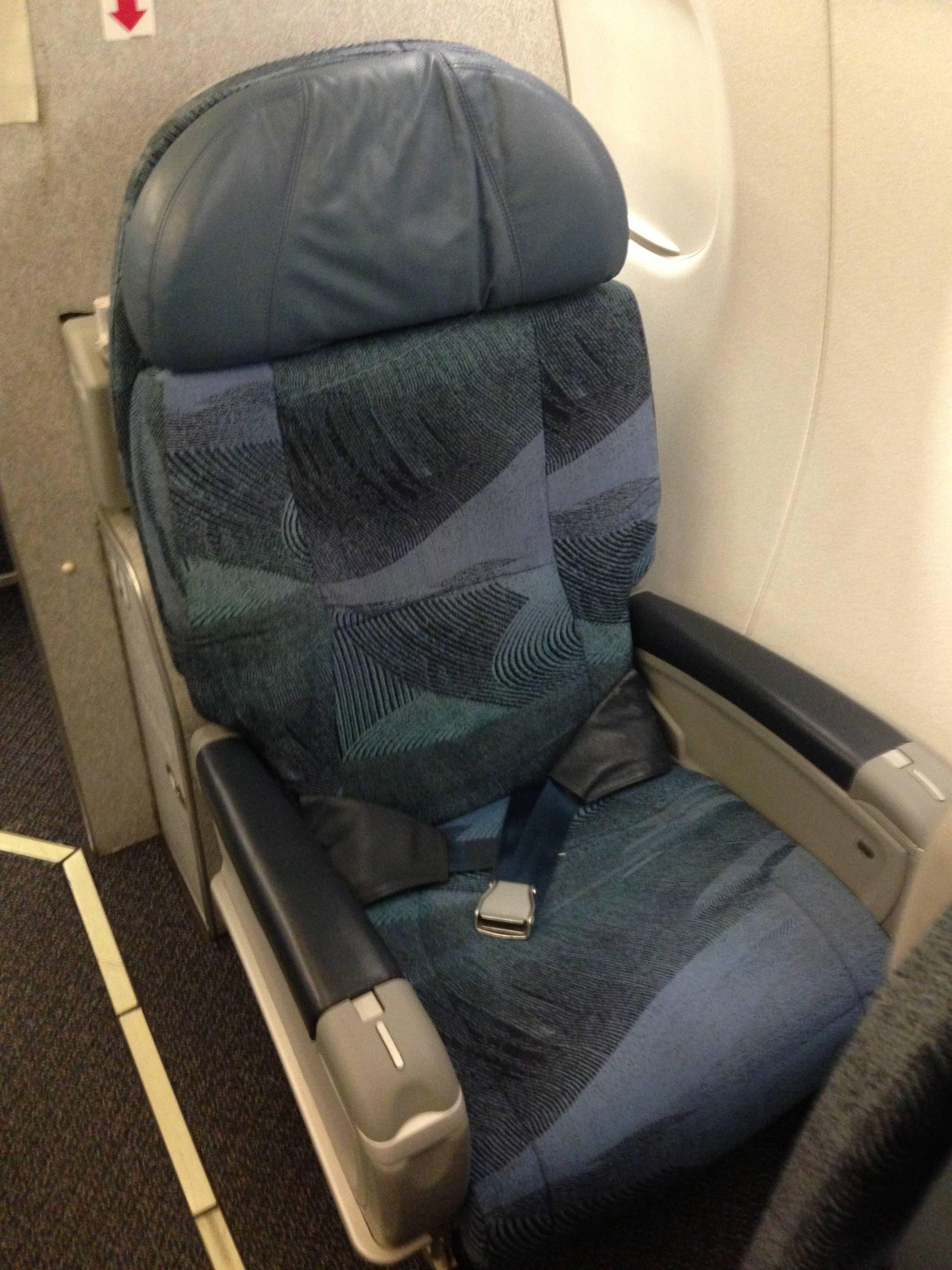 Air Canada E175 Classe Executiva