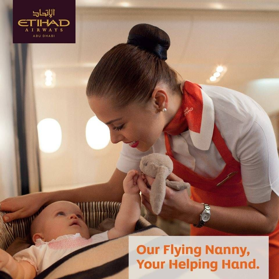 etihad flying nanny