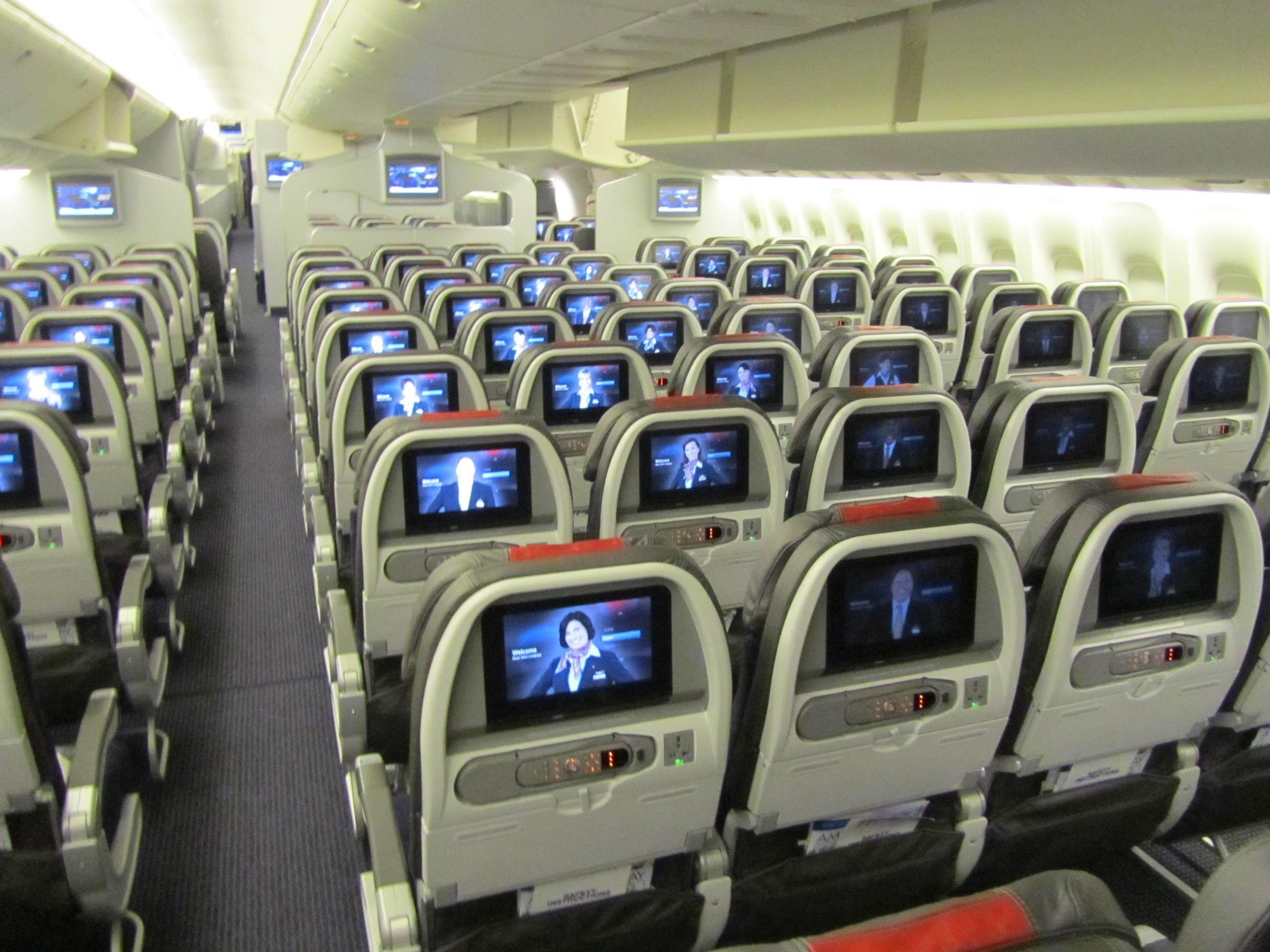 Pergunta da semana: Enfrenta a classe econômica ou prefere não viajar?