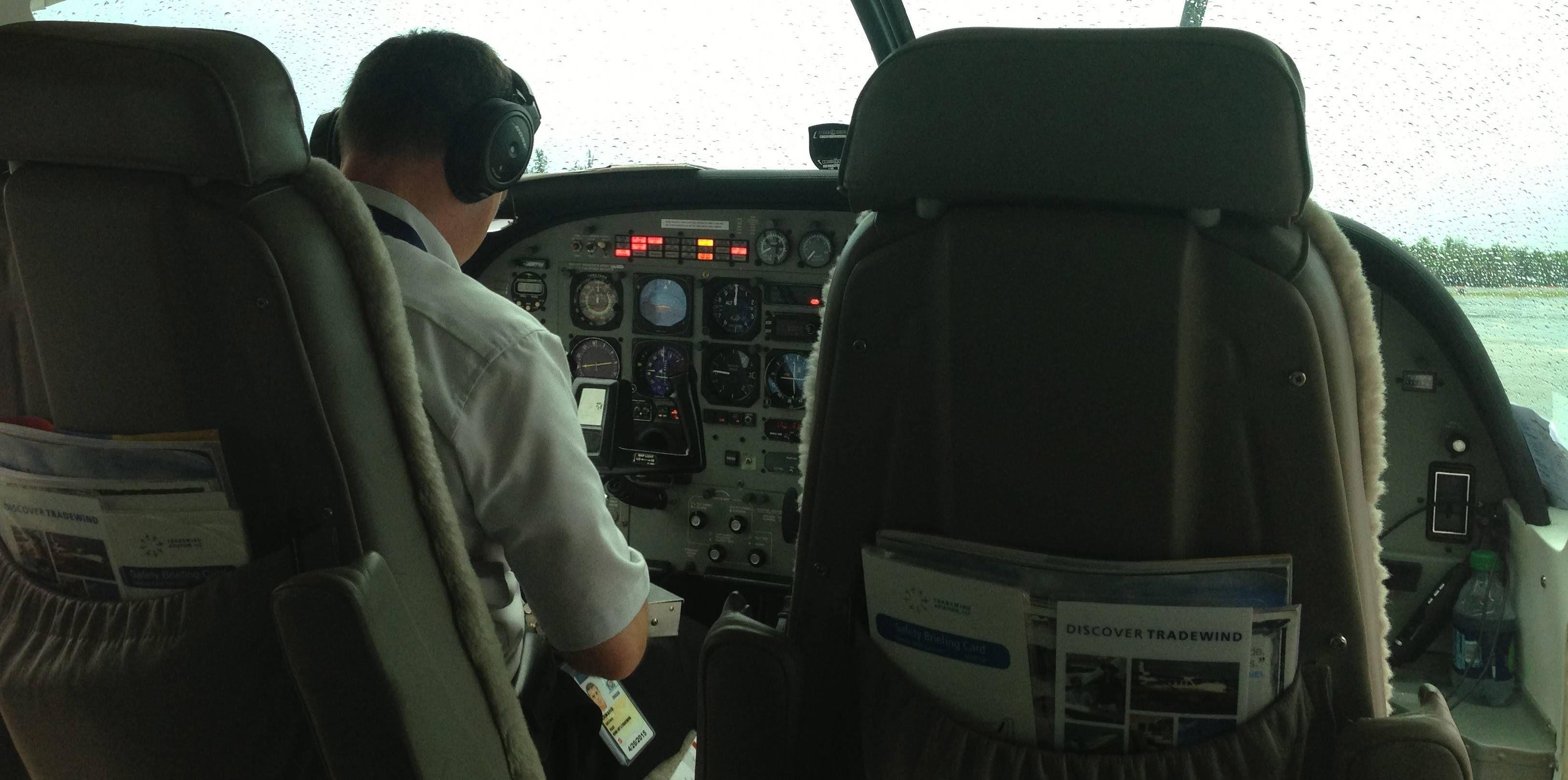 Tradewind Aviation – Vôo de St Juan para St Barths – Cessna Grand Caravan