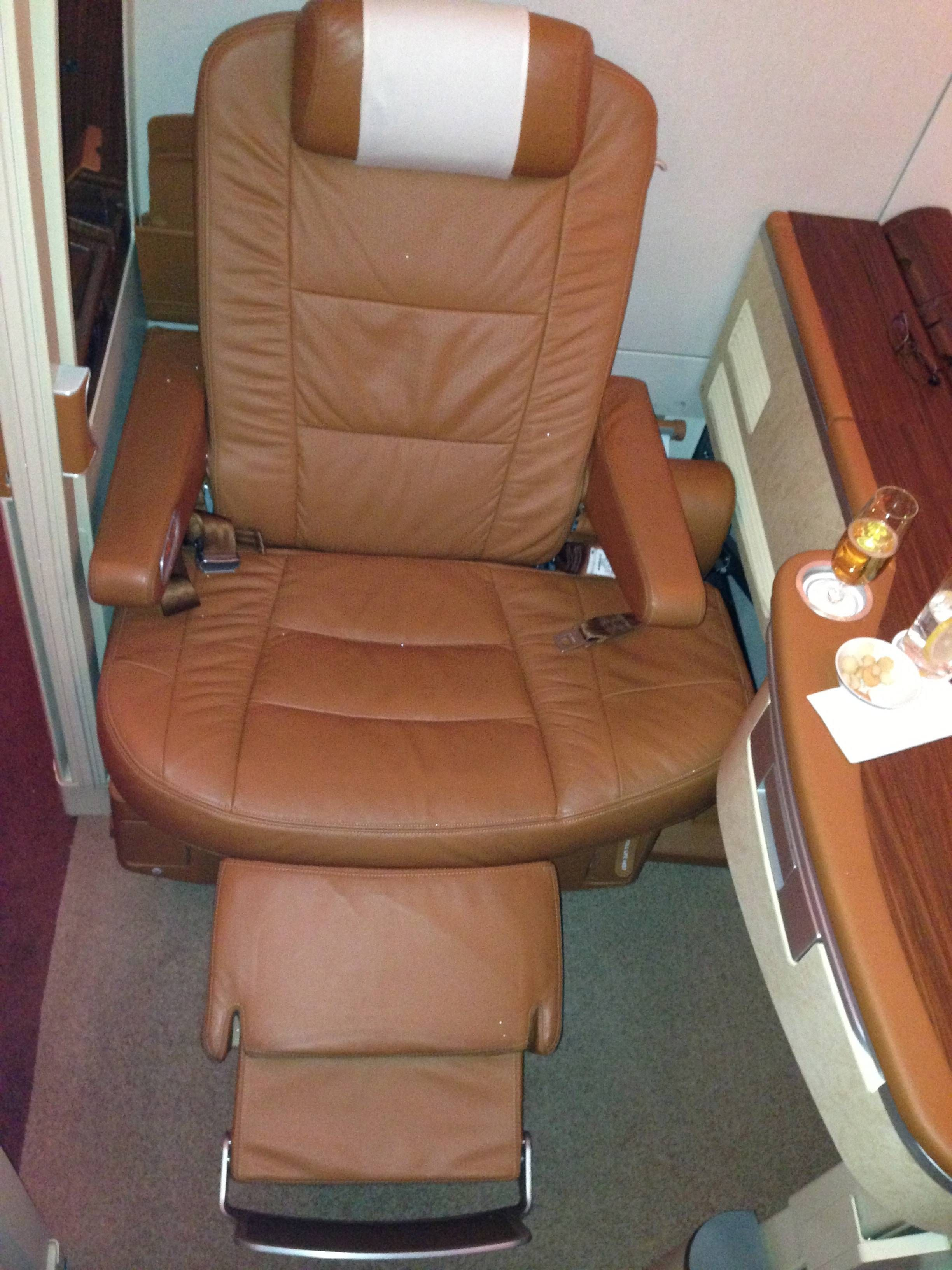 Singapore Airlines A380 Suites