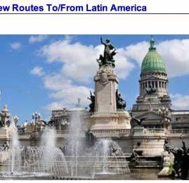 AAdvantage oferece bonus em milhas para as rotas novas de/para o Brasil