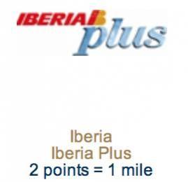 Le Club e Iberia Plus diminuem o valor da conversão de pontos em milhas