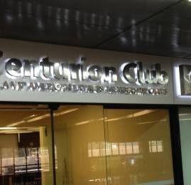 Sala VIP Centurion Club – Aeroporto de Guarulhos (GRU)