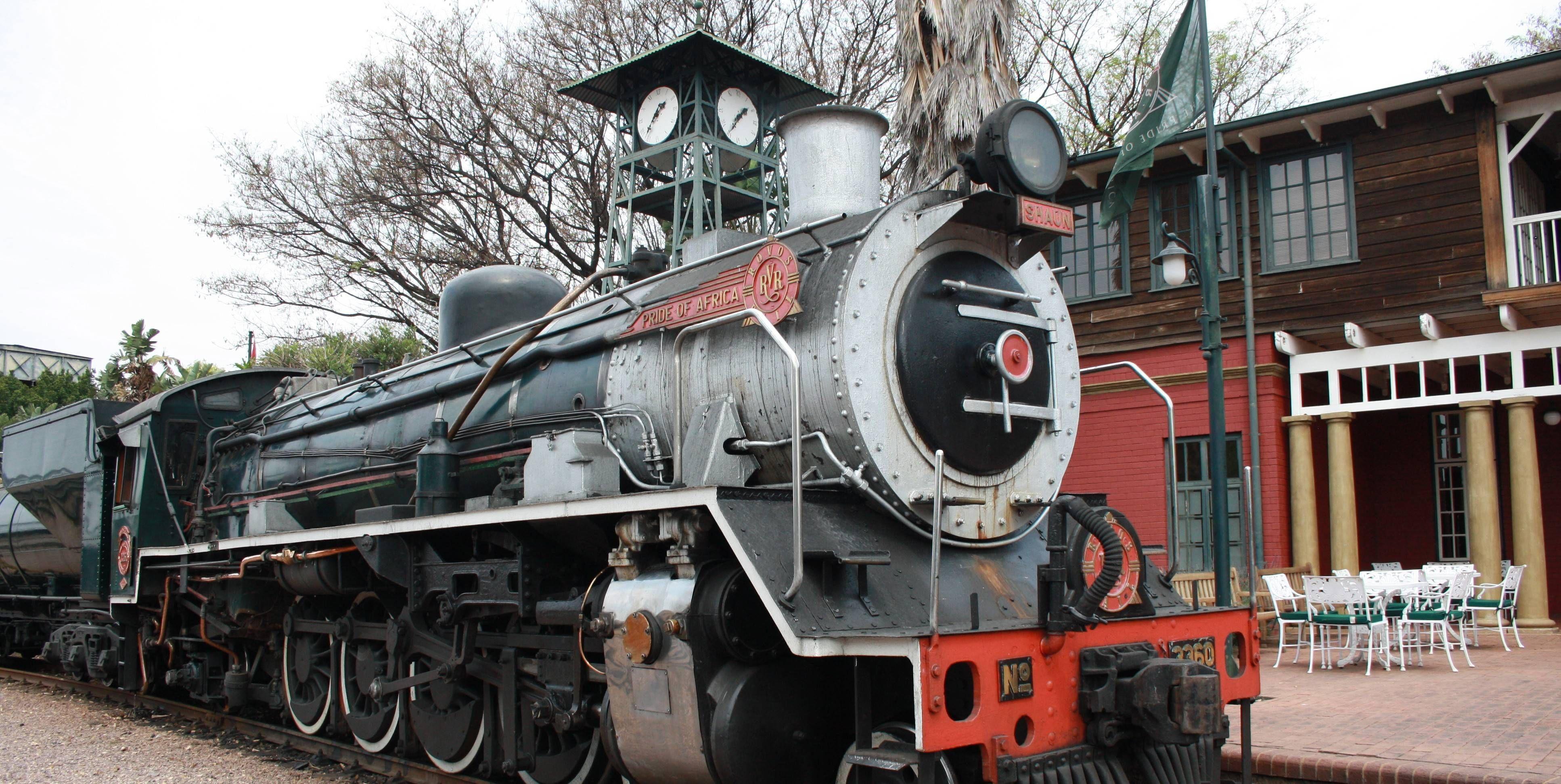 Rovos Rail – O trem mais luxuoso do mundo