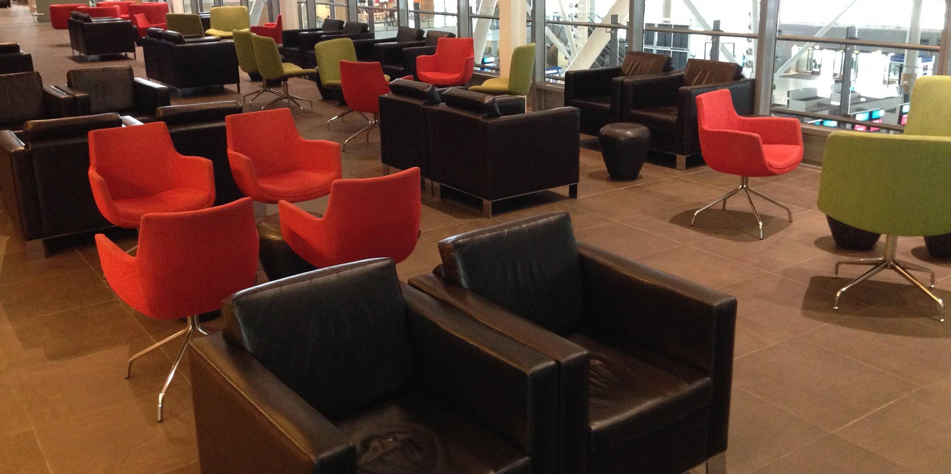 Premium Lounge South African Airways no Aeroporto de Cape Town (CPT)