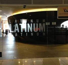 South African Airways Platinum Lounge no Aeroporto de Johannesburgo (JNB)