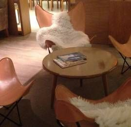 Star Alliance Lounge no aeroporto de Buenos Aires (EZE)
